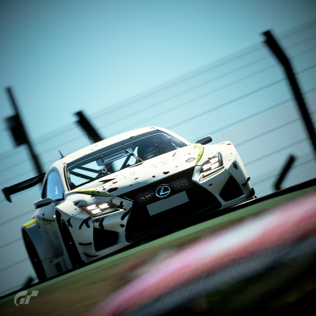 RC F GT3 prototype (Emil Frey Ra - Race Photos by win358