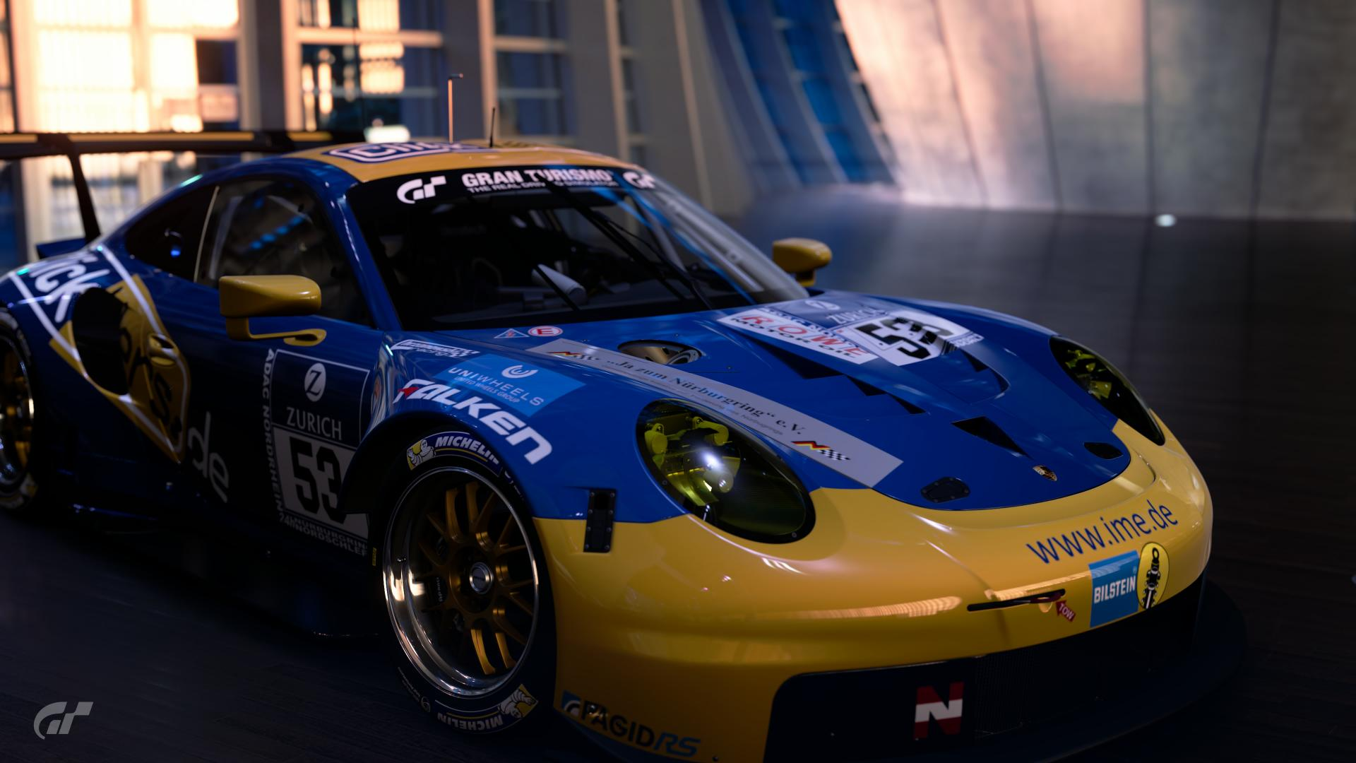 911 RSR Vers Racing Scapes s by Baco0974