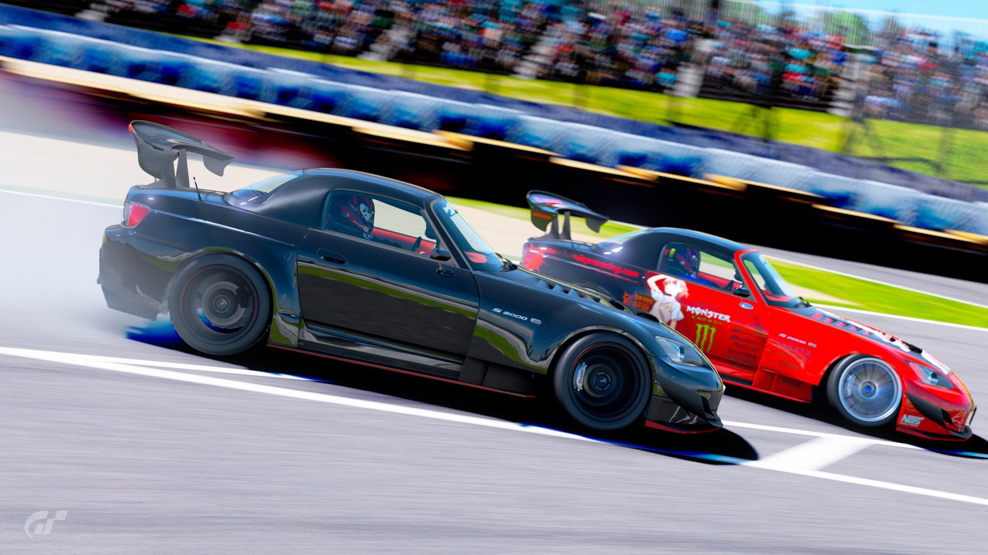 Gd1 7a さんによる追走ドリフト レースフォト コミュニティ グランツーリスモsport