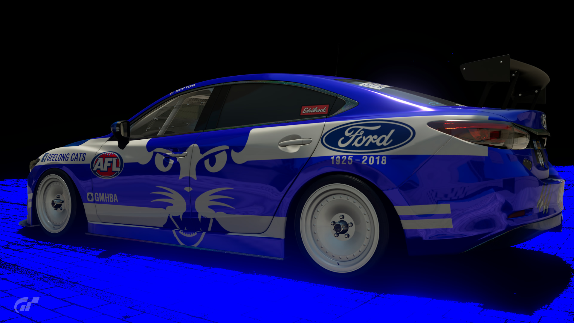 Geelong Cats Scapes Photos By Xcptor Community Gran Turismo Sport