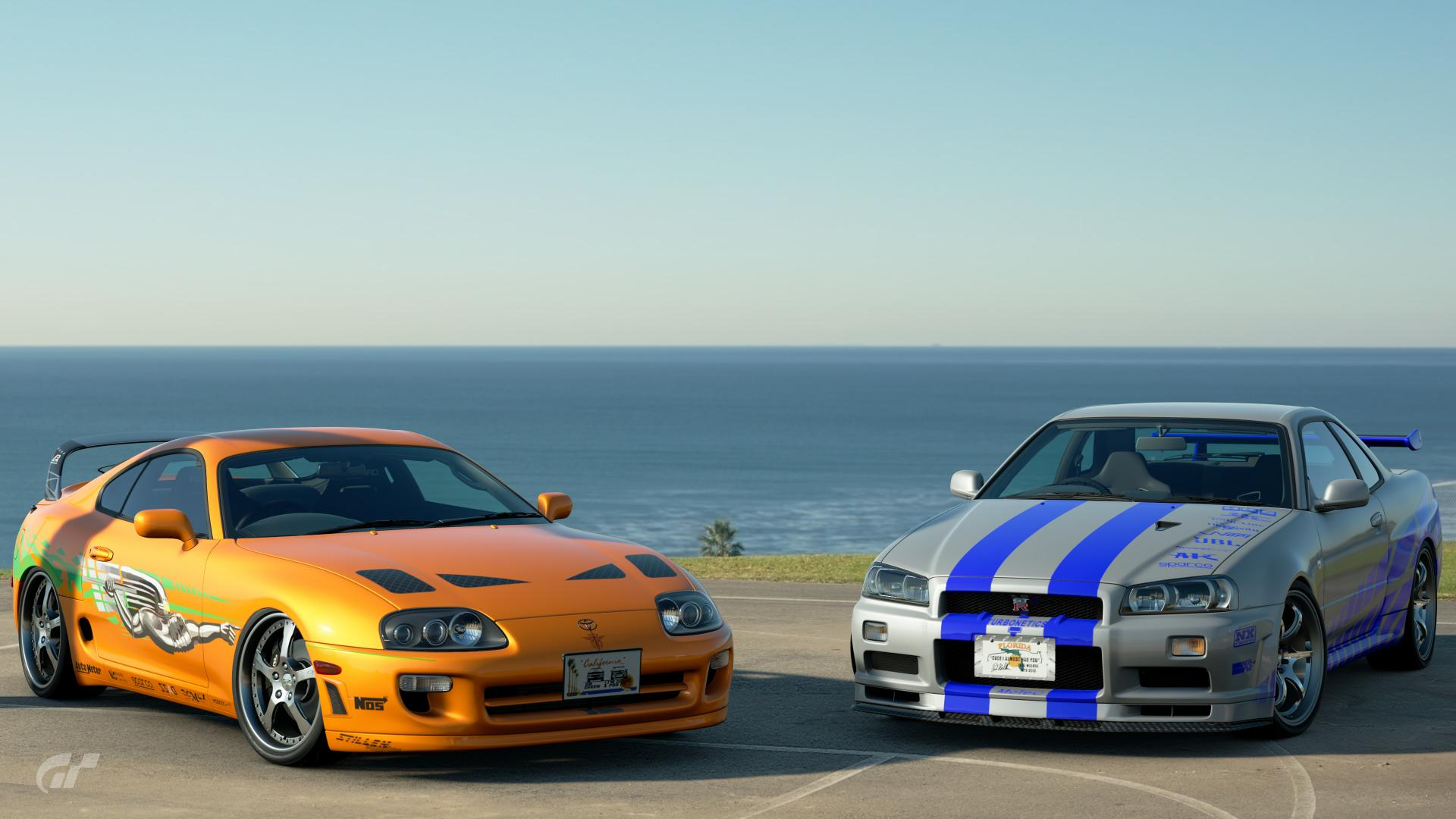 Toyota Supra Fast And Furious Scapes Photos By Tonysousou26