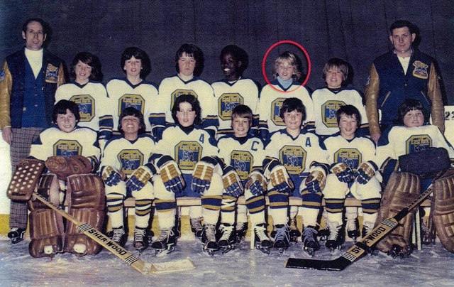 Canadian actor Kiefer Sutherland is one of the many alumni to suit up for the East York Hockey League.
