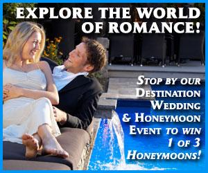 Destination Wedding and Honeymoon Event