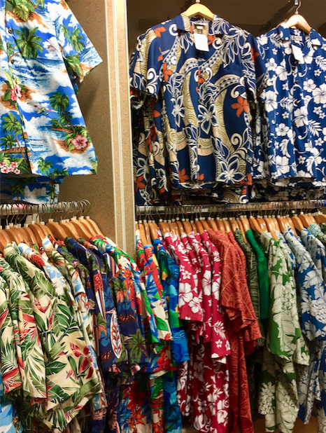 56b5d24e3597 Channel your inner 'Magnum' or Don Ho with the modern man's loudest item of  clothing, worn un-tucked and cool in the tropical heat of Hawaii.