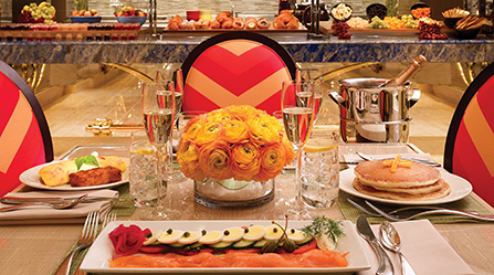 Prime Daily Breakfast Buffet For Free With Westjet Vacations Interior Design Ideas Clesiryabchikinfo