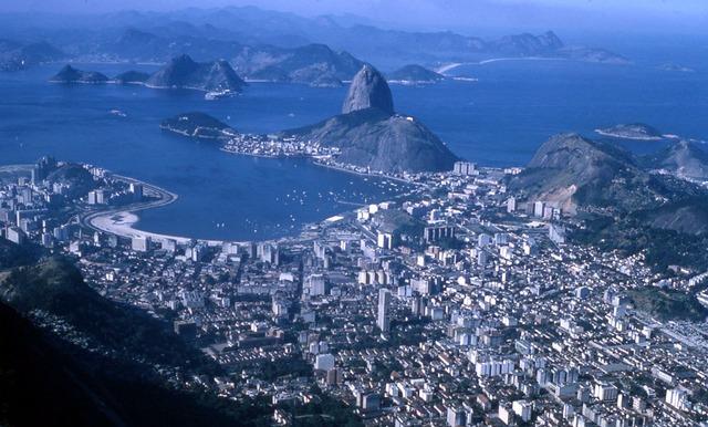 Birds Eye View of Rio de Janeiro Get a Birds' Eye View of Rio