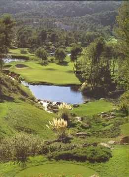 Golf in the French Riviera
