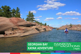 GEORGIAN BAY KAYAK
