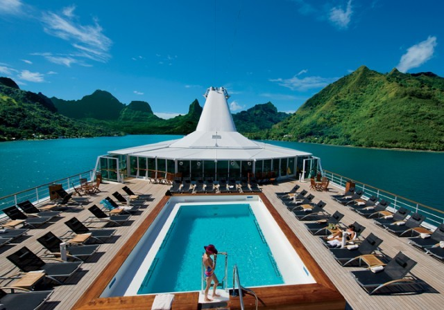 Experience A Tahiti Cruise With Paul Gauguin - Cruise to tahiti