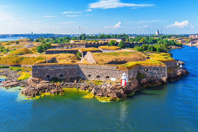 Pop Quiz What Country Is The Fortress Of Suomenlinna In