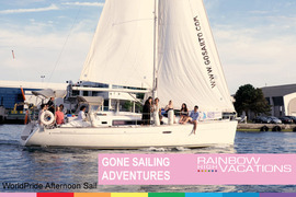 GONE SAILING ADVENTURES