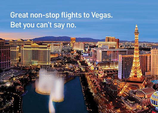 Non-stop international flights to & from Las Vegas? - Las ...