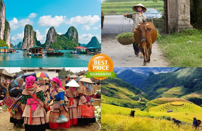 DISCOVER VIETNAM Tours from $986