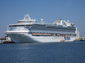 Mexican cruise - LA, Puerto Vallarta. Mazatlan, Cabo San Lucas