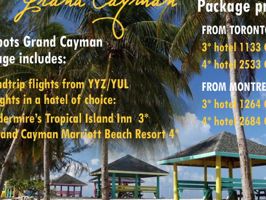 Grand Cayman Package Deals