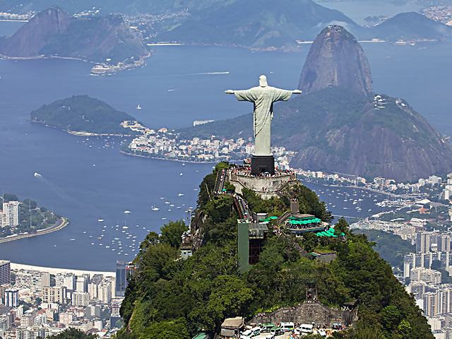 Museum of Image and Sound, Rio de Janeiro
