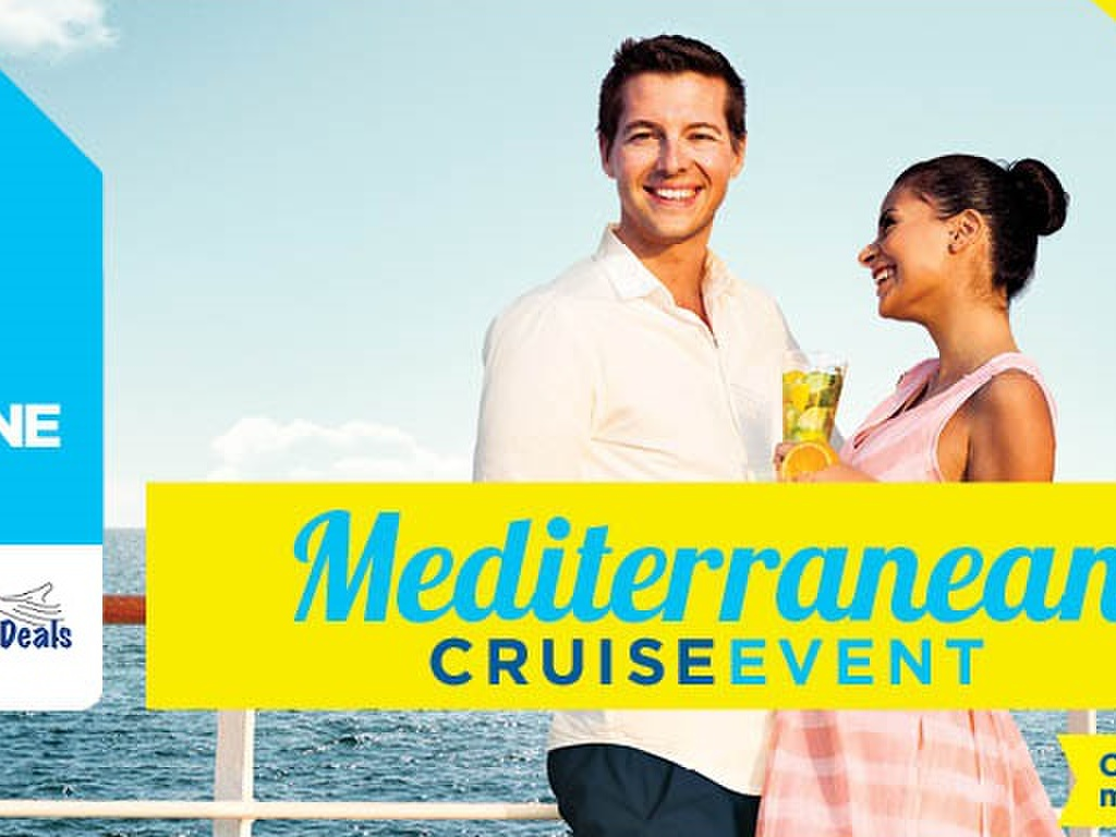 Extended Save 100 And More Mediterranean Cruise Event