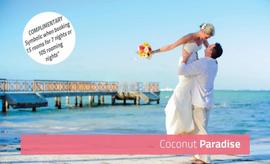 Premium Weddings at Barcelo Barvero Beach Resort!