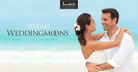 Wedding and Honeymoon Couples Can Now Enjoy a Sneak Peak at Sandals Hotels!