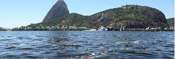 DIRTY WATER While Rio fails, sister city shows sewage cleanup possible