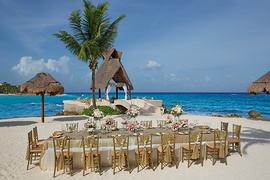 Destination Weddings Free Guests at Dreams Puerto Aventuras Resort