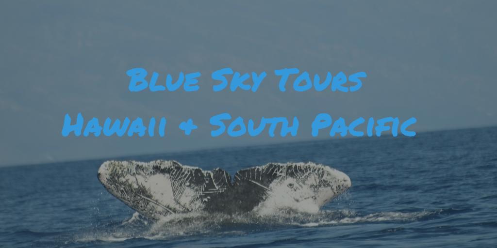 BLUE SKY TOURS HAWAII