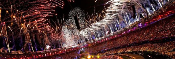 THEY DID IT Rio opens Olympics with celebration and a message