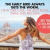 Contiki Early Bird Special