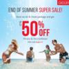End of Summer Super Sale!