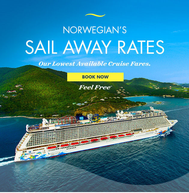 Psst This Is From Norwegian Cruise Line To You Find