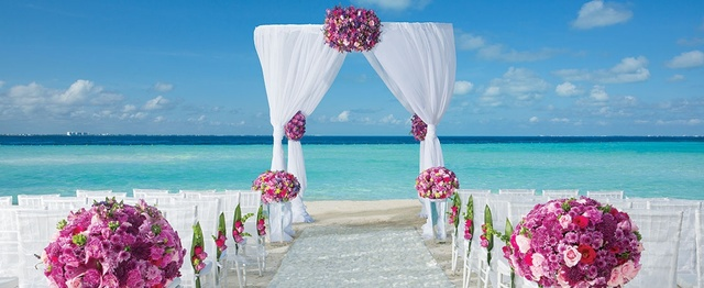 Luxury tropical destination wedding ideas junglespirit Image collections