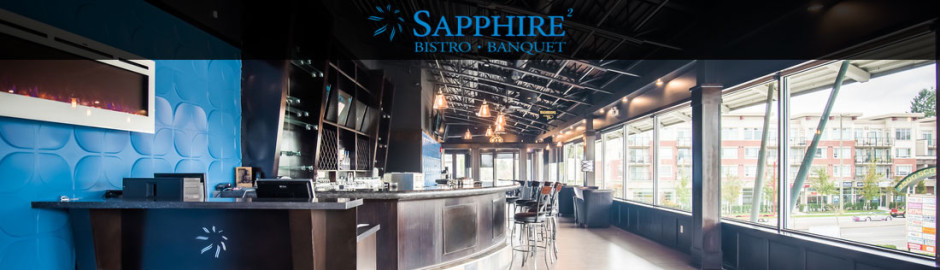 Welcome to Sapphire Bistro