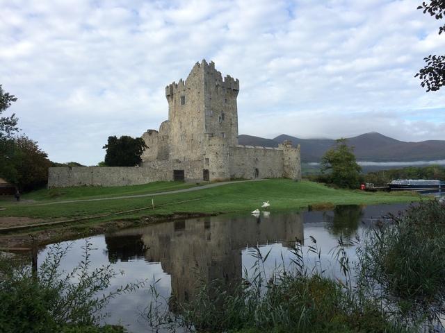 An Irish Oydessey