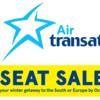 Transat Seat Sale
