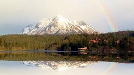 Stillpoint Lodge is Alaska's perfect escape