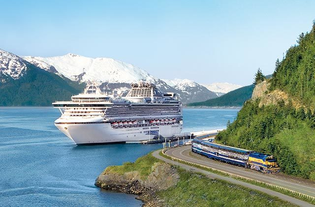 Cruise to Alaska with Princess Cruises