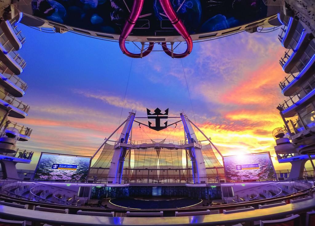 Oasis Of The Seas: 7 Nights Western Caribbean