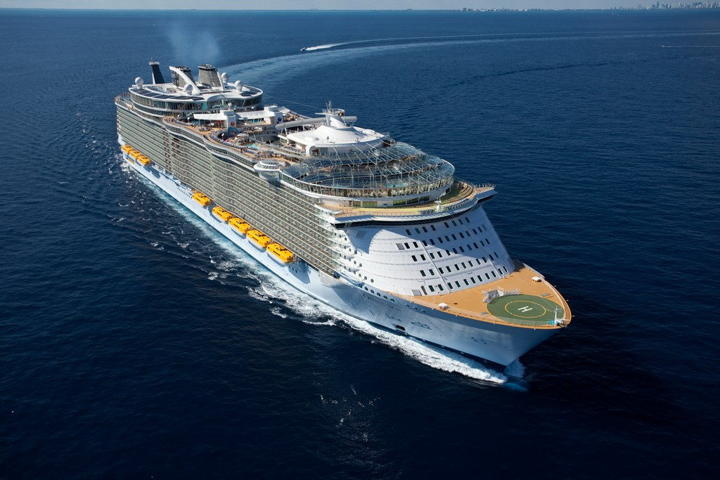 Oasis Of the Seas: Western Caribbean