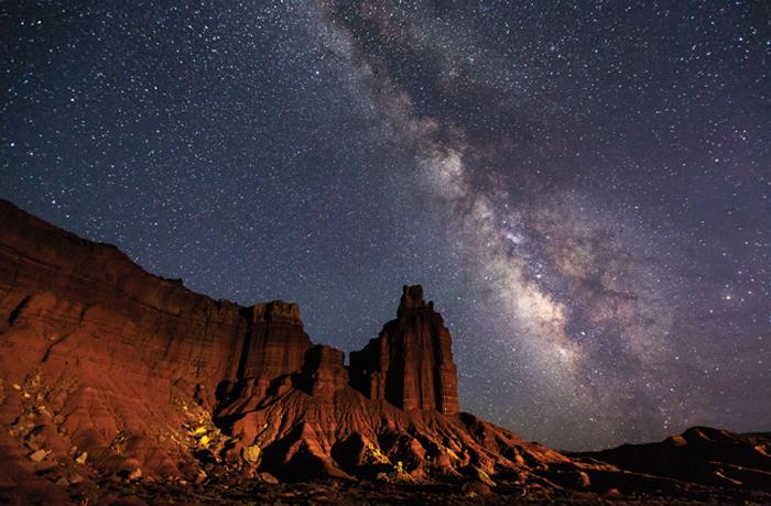 See Stars in Utah during Dark Sky Week at the World's First International Dark Sky Park