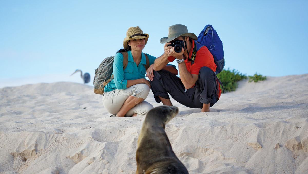 7-Night Galapagos Outer Loop