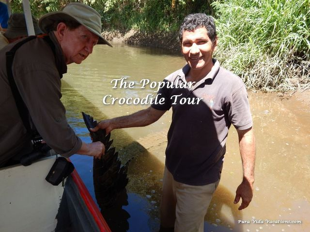 The popular Crocodile Man Tour ~ Our Review