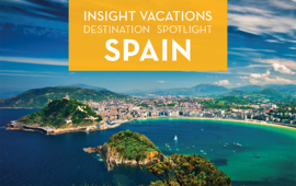 Insight Vacations Canada: Destination Spotlight - Spain