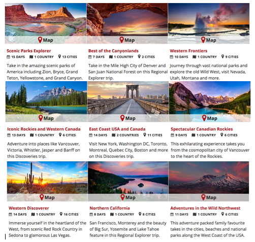 Experience North America With Trafalgar Book Early And Save - 10 best cities to travel with kids in north america