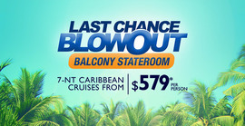 Limited Time Savings to the Caribbean with MSC Cruises