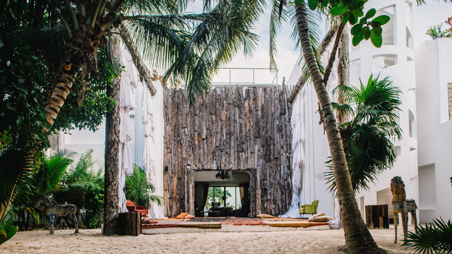 Fit For A Druglord: Escobar's Mexican Mansion Now A Luxury Hotel