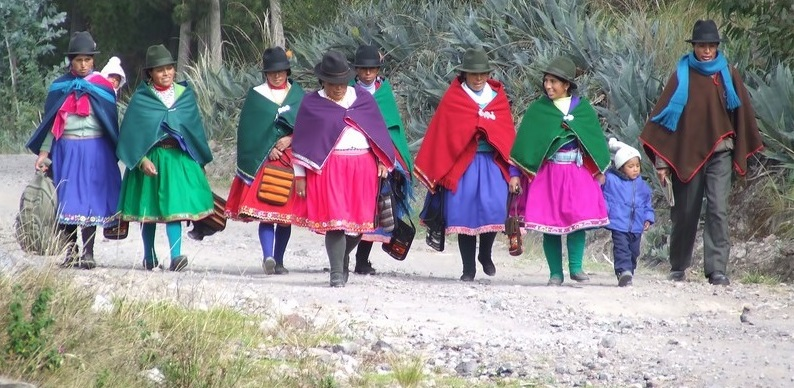 12 Days -Treasures of Ecuador  – Upper Amazon, Andes and Galapagos Islands.