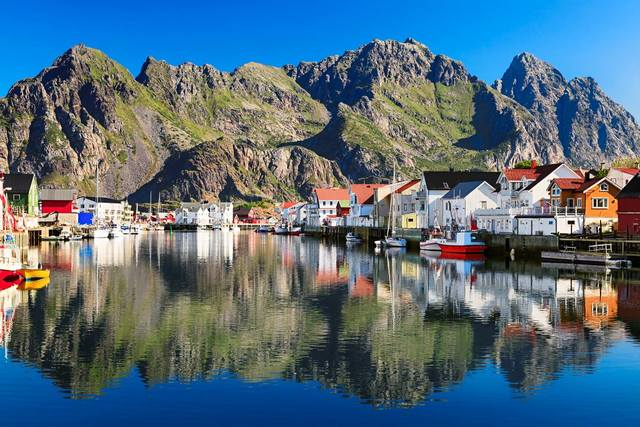 SCENIC SCANDINAVIA AND ITS FJORDS - JUNE 6 - 20, 2018