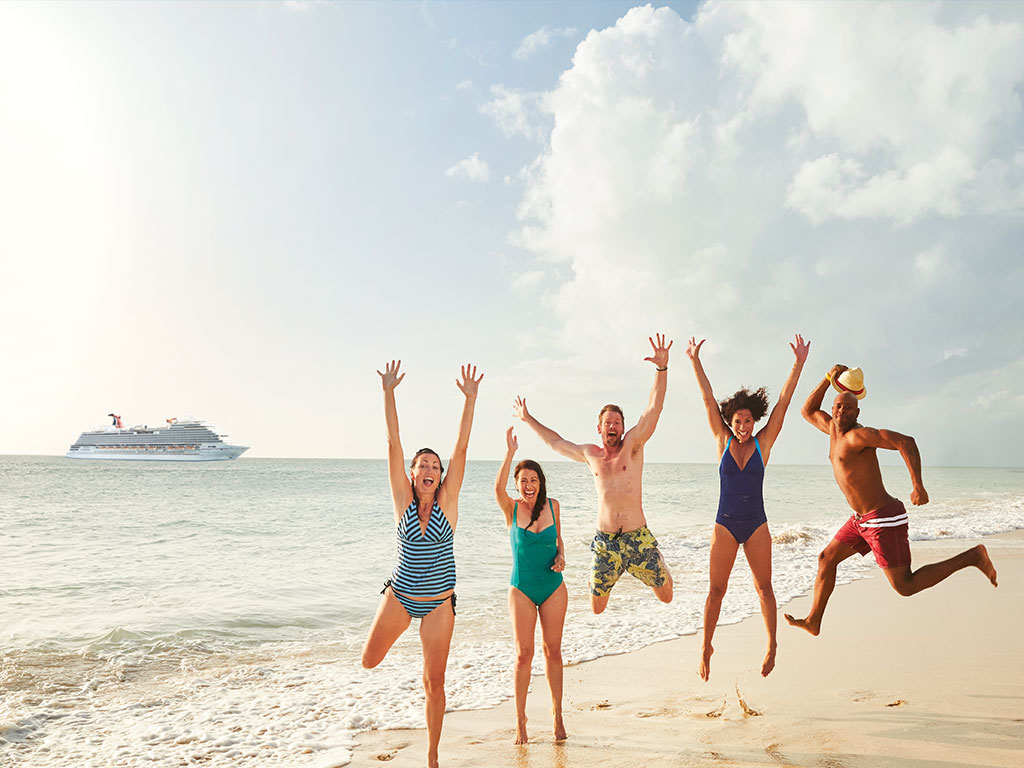 carnival - Autumn Chill Sale - get great rates through April 2019.