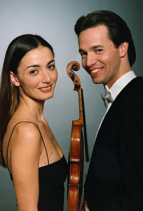 Kai Gleusteen & Catherine Ordronneau