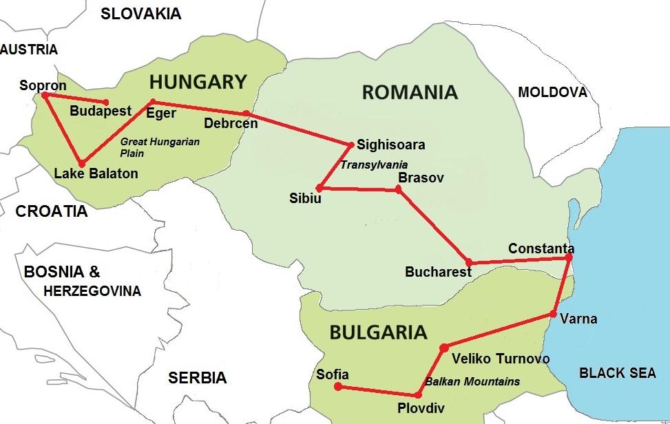 Eastern euro roommates